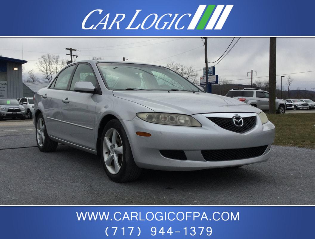2004 Mazda Mazda6s - Car Logic